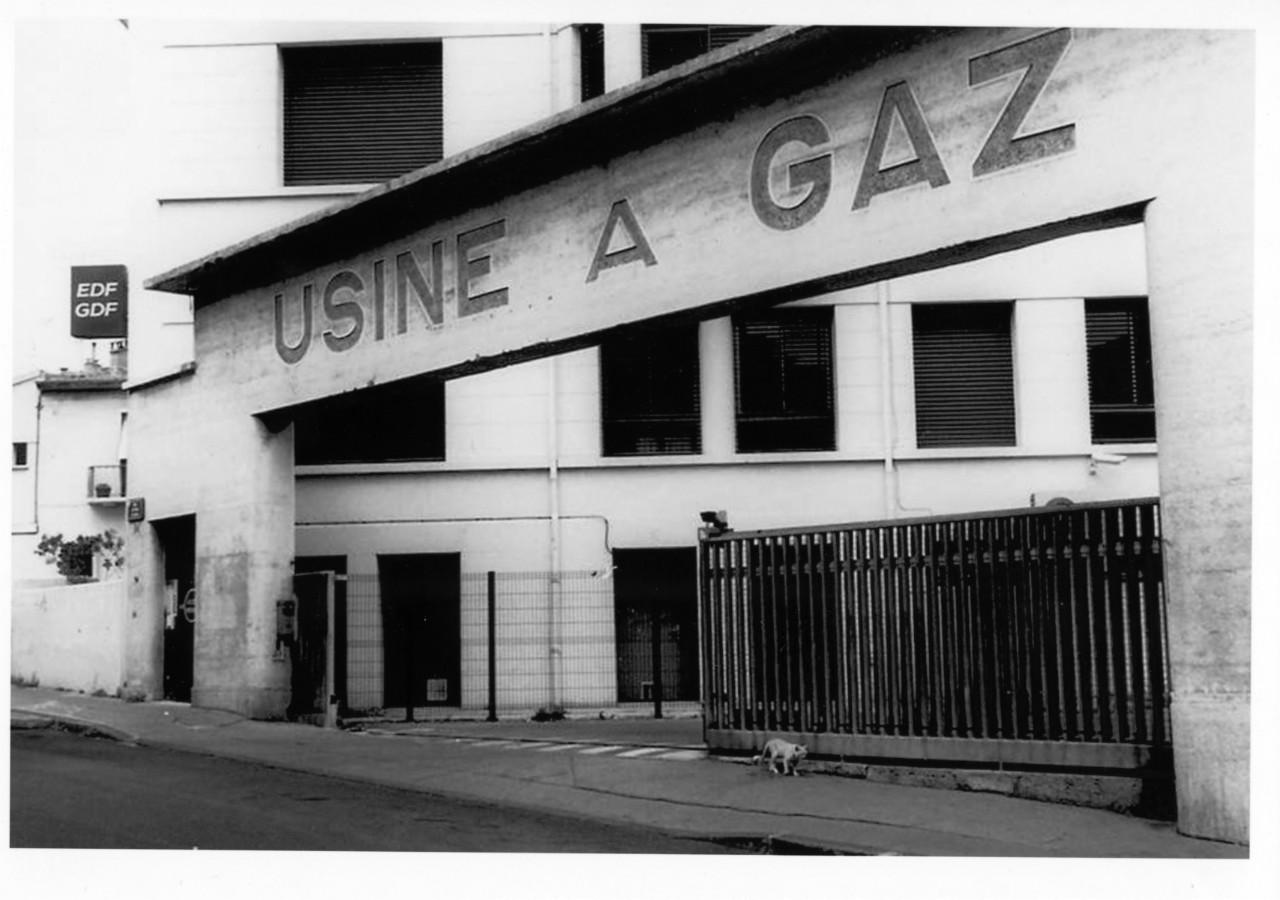 0. Entrée de l'usine  1935-2003 -